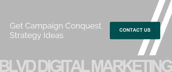 conquest campaign strategy