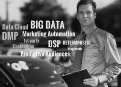 Buzzwords like predictive audiences, cookie-free, and programatic don't sell cars